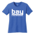 Bay Lacrosse Ladies Tee - Royal