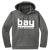 Bay Lacrosse Performance Hoody - Dark Smoke Grey