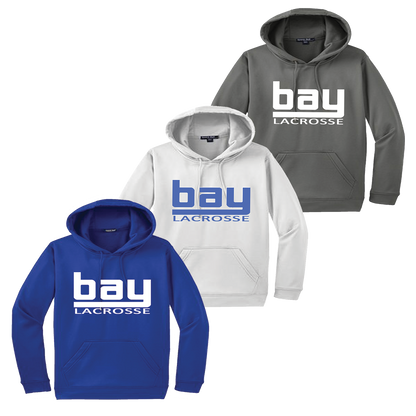 Bay Lacrosse Performance Hoody