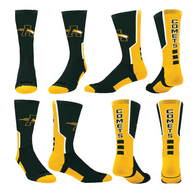 Amherst Comets Competitor Socks