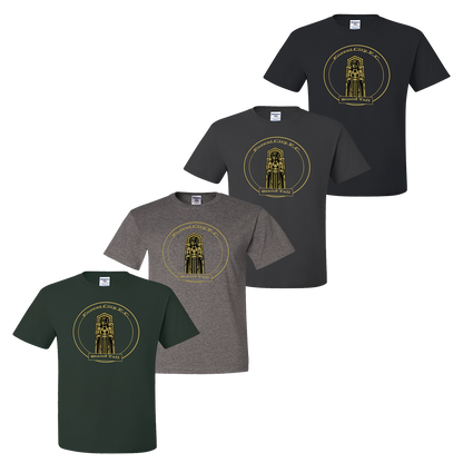 Forest City Standing Tall Tee