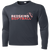 Cuyahoga Heights Softball Performance LS Tee - Iron Grey