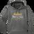 Amherst Track & Field Performance Hoody - Dark Smoke Grey