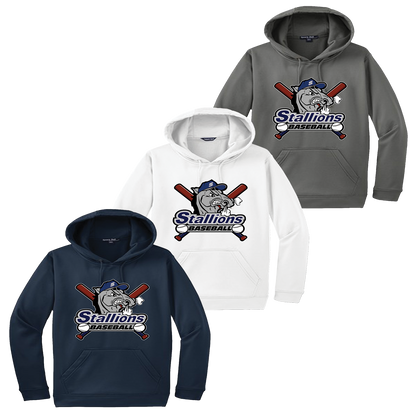 Stallions Performance Hoody
