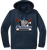 Stallions Performance Hoody - Navy