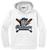 Stallions Performance Hoody - White