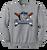 Stallions Crewneck Sweatshirt - Athletic Heather