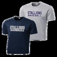 Stallions Performance Tee
