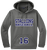 Stallions Performance Hoody - Dark Smoke Grey