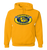 OF Lacrosse Hooded Sweatshirt - Gold
