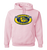 OF Lacrosse Hooded Sweatshirt - Pale Pink