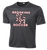 Heights Soccer Heathered Performance Tee - Graphite Heather