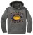 Bulldog Youth Football Performance Hoody - Dark Smoke Grey