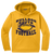 Bulldog Youth Football Performance Hoody - Gold