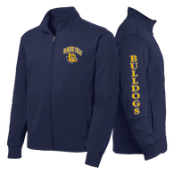 Bulldogs Fleece Full-Zip Jacket (S084-B023)
