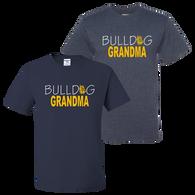 Bulldog Grandma Tee