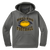 Bulldog Football Performance Hoody - Dark Smoke Grey