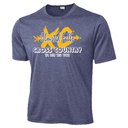 OFMS Cross Country Performance Tee