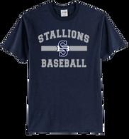 Stallions Tee