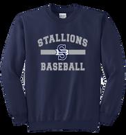 Stallions Crewneck