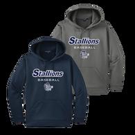 Stallions Performance Hoodie