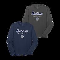 Stallions LS Tee