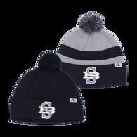 Stallions Pom-Pom Hat