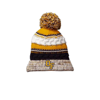 Falls Youth Wrestling Pom Pom Team Beanie
