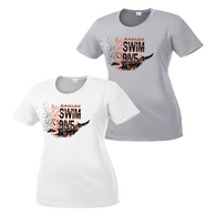 NOHS Swim & Dive Ladies Performance Tee