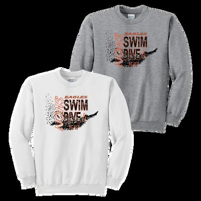 NOHS Swim & Dive Crewneck