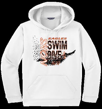 NOHS Swim & Dive Performance Hoodie