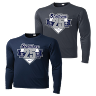 2017 Stallions 25th Anniversary Performance LS Tee