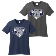 2017 Stallions 25th Anniversary Ladies Tee