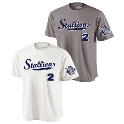2017 Stallions Replica Game Jersey