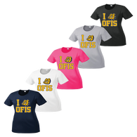 OFIS Ladies Performance Tee