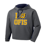 OFIS Colorblock Performance Hoodie