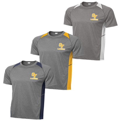 OFHS Lax Colorblock Performance Tee