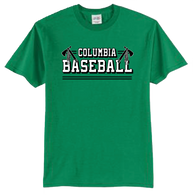 Columbia Baseball Tee