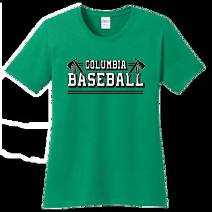 Columbia Baseball Ladies Tee