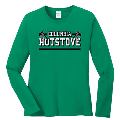 Columbia Hot Stove Ladies LS Tee