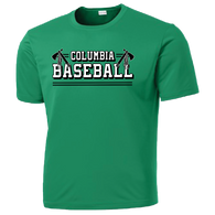 Columbia Baseball Performance Tee