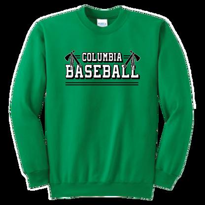 Columbia Baseball Crewneck