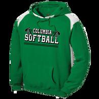 Columbia Softball Contrast Hoodie