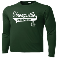 Strongsville Mustangs Performance LS Tee