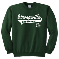 Strongsville Mustangs Crewneck
