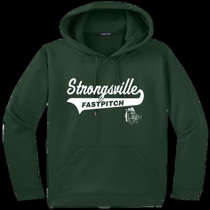 Strongsville Mustangs Performance Hoodie