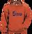 Premier Ohio Digital C/B Hoodie - Burnt Orange