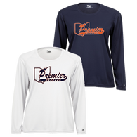 Premier Ohio Ladies B-Core LS Tee