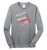 Heights Soccer LS Tee - Athletic Heather