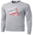 Heights Soccer Performance LS Tee - Silver